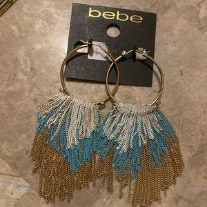 Bebe earings